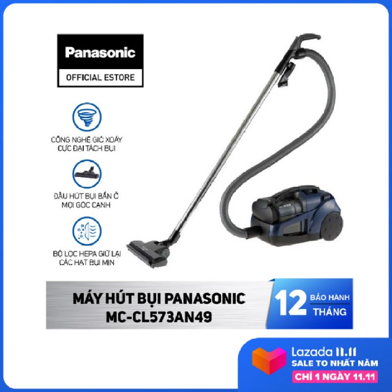 Máy Hút Bụi Panasonic MC-CL573AN49 1800W  - Bảo Hành 12 Tháng - Hàng Chính Hãng