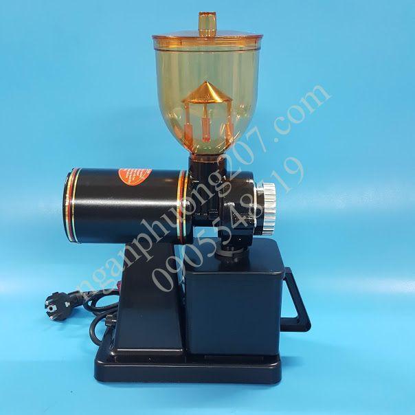 Máy xay cà phê 600N 180W, bồn xay chống tràn