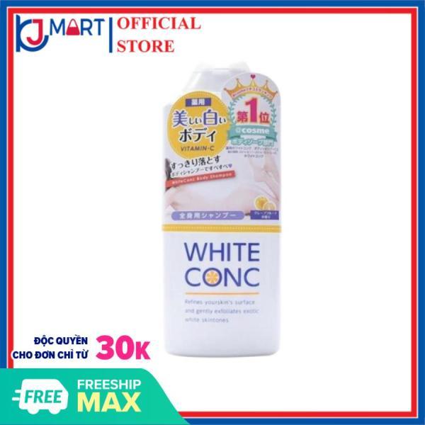 Sữa Tắm White Conc Body Nhật Bản Dưỡng Da Trắng Hồng 360ml