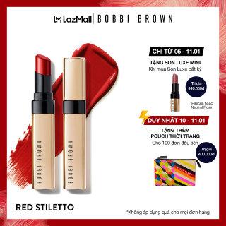 Son môi Bobbi Brown Luxe Shine Intense Lipstick 3.4Gm thumbnail