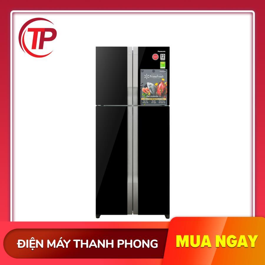 Không Thể Bỏ Qua Giá Hot với Tủ Lạnh Panasonic Inverter 550 Lít NR-DZ600GKVN