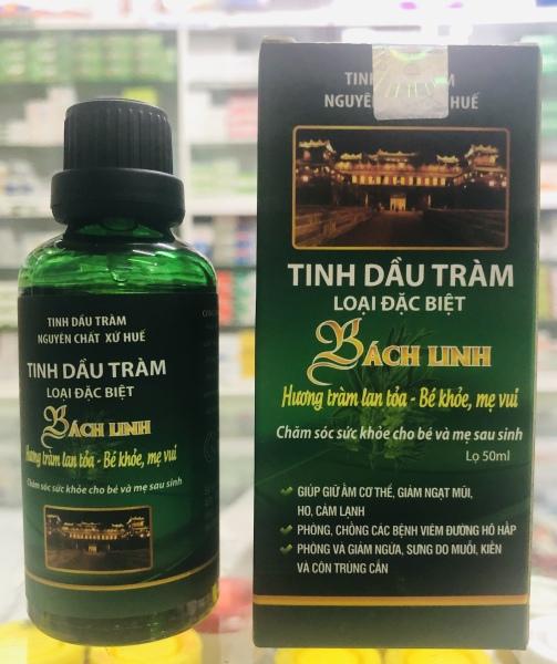 Tinh dầu tràm Bách Linh Tiêu Thống (loại đặc biệt) - 50ml