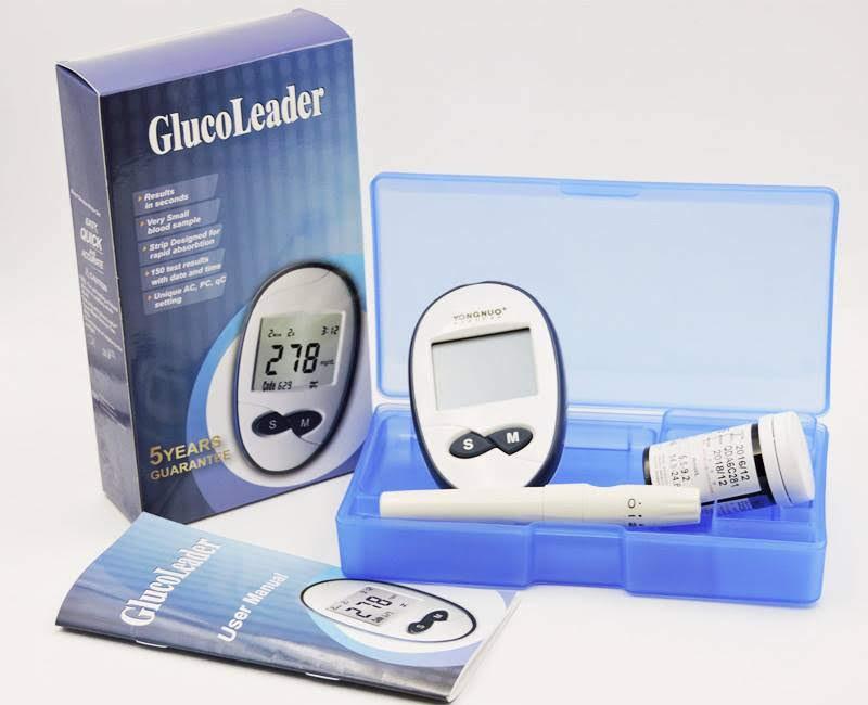 【Giảm 50 %】 MÁY ĐO ĐƯỜNG HUYẾT YONGNUO - MÁY THỬ TIỂU ĐƯỜNG ( TẶNG 25 QUE THỬ ) - Đo chính xác,kết quả nhanh-giúp phát hiện bệnh tiểu đường sớm