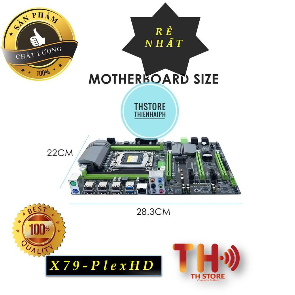 Giảm giá 5% Combo Main X79 + Cpu Xeon E5 2650v2, E5 2689v1, E5