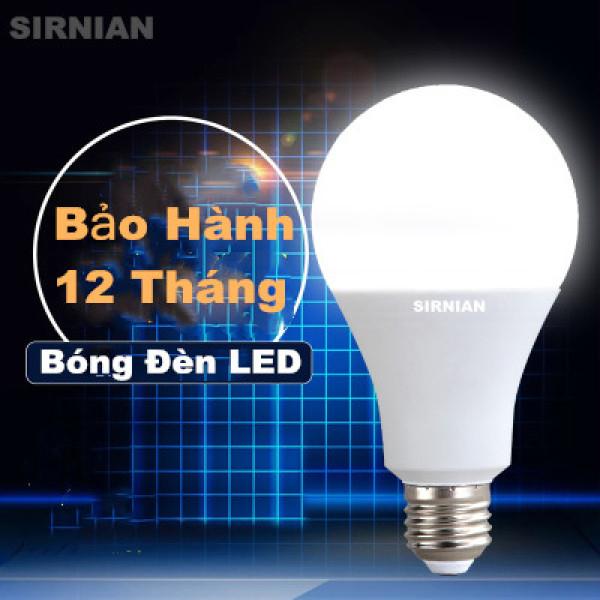 Bảng giá Bóng đèn LED tiết kiệm năng lượng chiếu sáng gia dụng siêu sáng, nhà máy sản xuất bóng đèn vít xoắn e27 chống thấm nước công suất cao 3W-5W -7W-9W-12W-15W -18W(Ánh sáng Trắng/Vàng)
