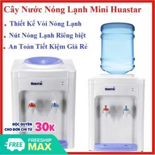 Bình lọc nước nóng lạnh mini,Máy nước văn phòng, Máy nước để bàn, Cây nước nóng lạnh mini Huastar, dễ dàng sử dụng, vô cùng tiện ích thumbnail