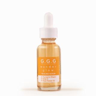 Tinh chất dưỡng sáng, mờ thâm, ngừa mụn GGG Wonder Glow Healing Serum 30ml