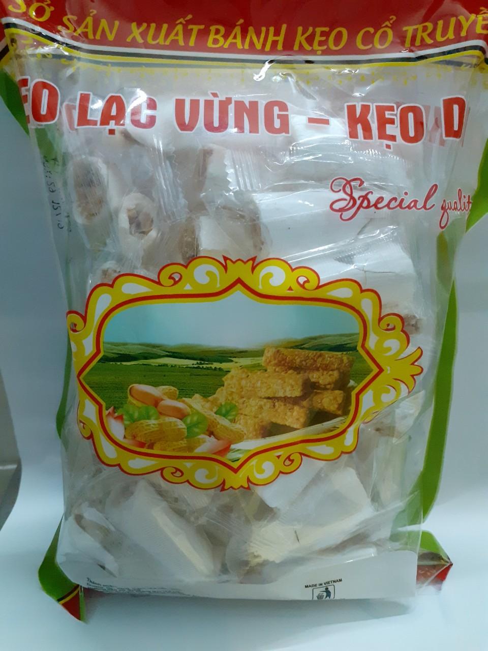 [HCM]kẹo dồi gia truyền  đặc sản Thái Bình/Kẹo kéo 450g