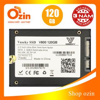Ổ cứng SSD Vaseky 120GB V800 SATA III 2.5 inch - V800 120 thumbnail