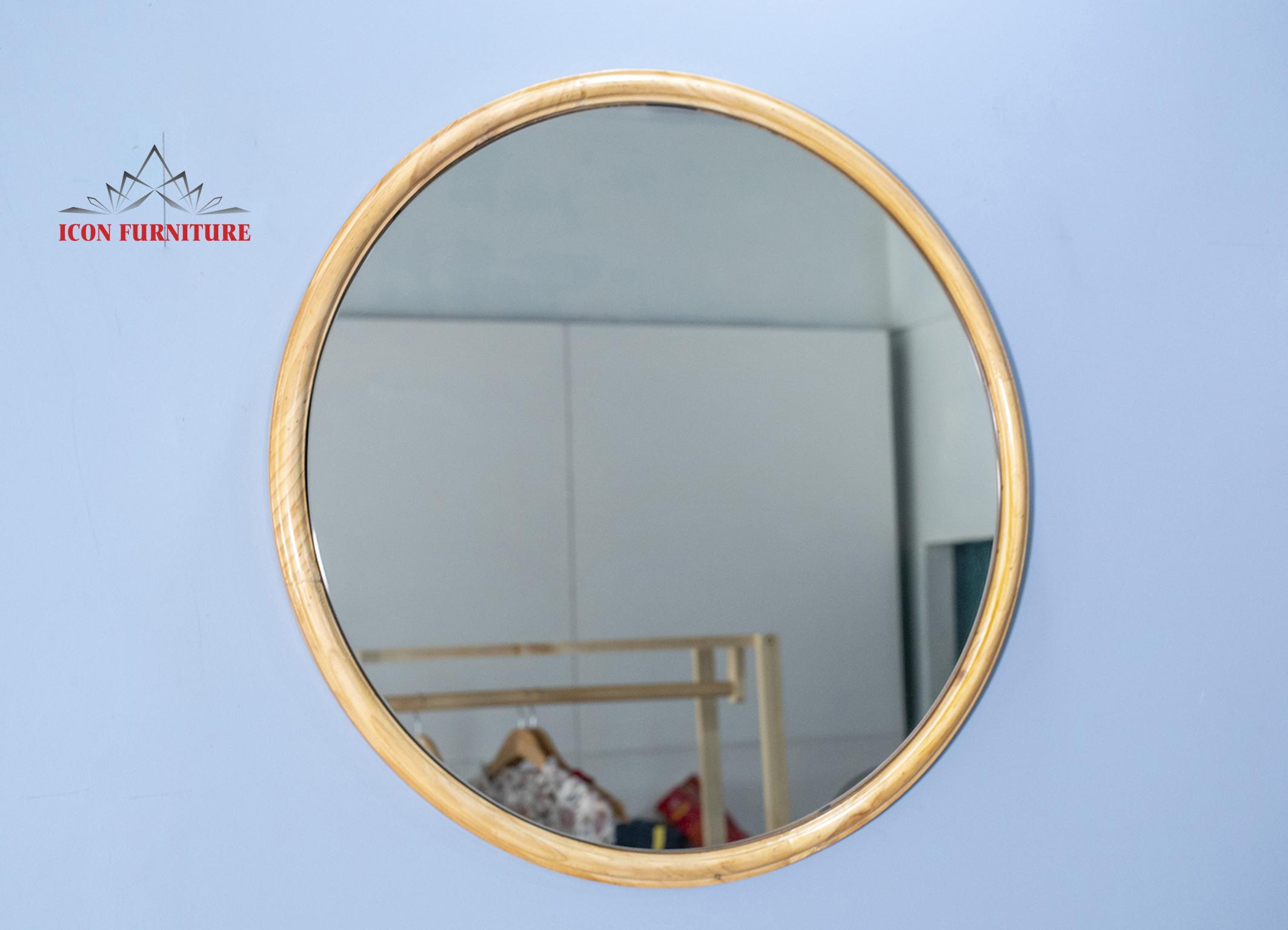 GƯƠNG TRÒN TREO TƯỜNG - CIRCLE MIRROR D50