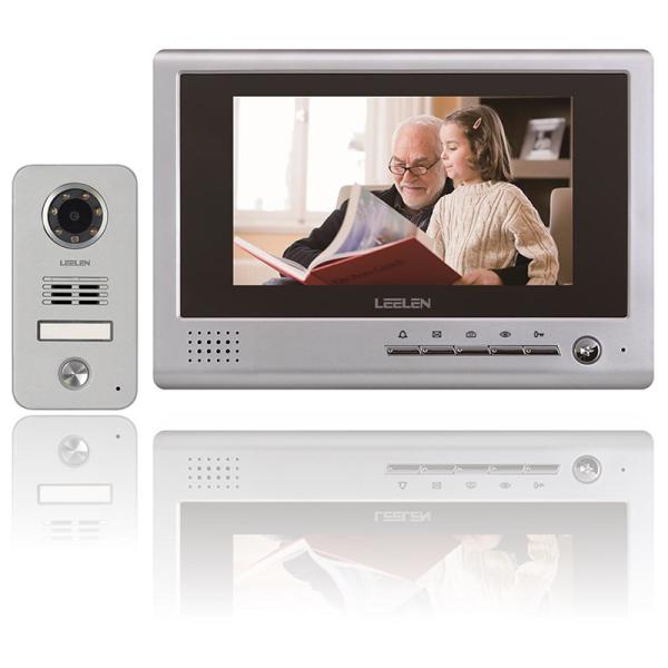 Giá Chuông cửa màn hình Intercom door phone LCD 7 inch màu N15-V-25