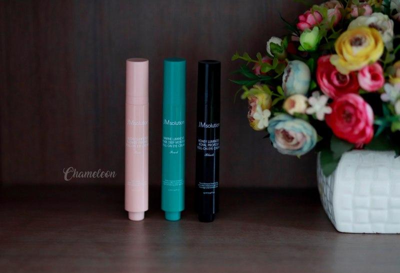 Thanh Lăn Dưỡng Mắt Chuyên Sâu JM Solution Roll On Eye Cream