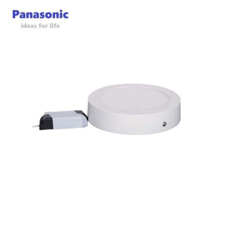 Đèn ốp nổi tròn Panasonic 6W ánh sáng vàng-NPL063R
