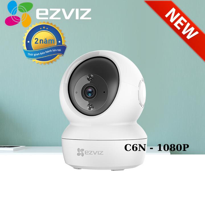 Giá Cực Tốt Để Sắm Camera Wifi Thông Minh EZVIZ CS-CV246 (C6CN 1080P) Tặng Thẻ Nhớ 32G