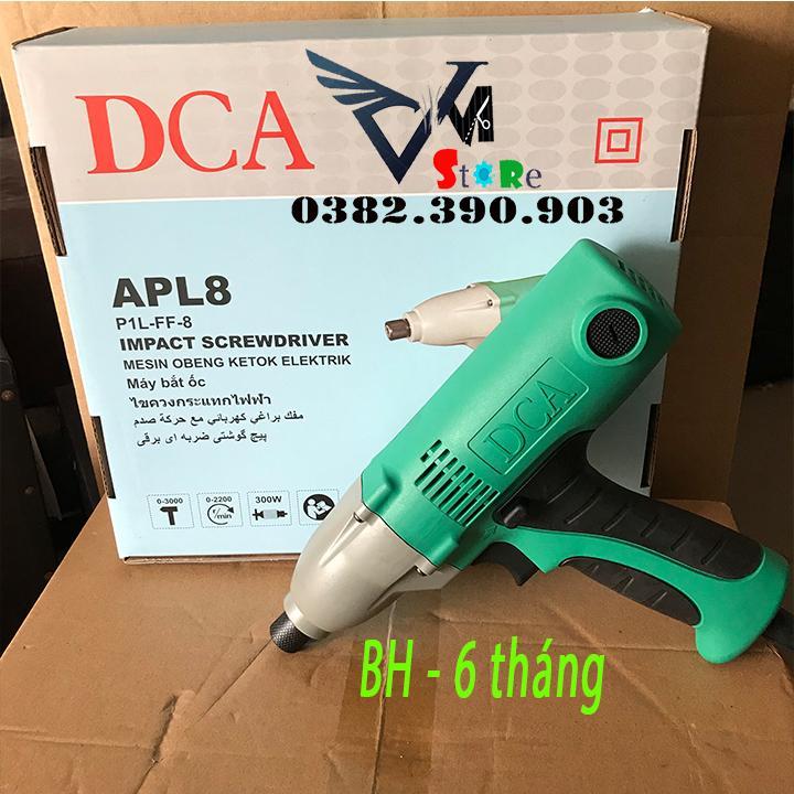 Máy vặn ốc - Máy mở ốc DCA APL8 - máy siết bulong