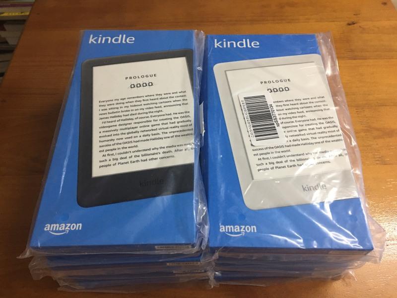 Máy đọc sách Kindle basic 10th (all-new-kindle) hàng mới