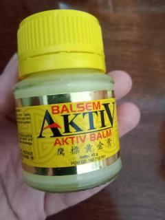 Dầu cù là vàng Balsem AKTIV - AKTIV 40g indonesia thumbnail