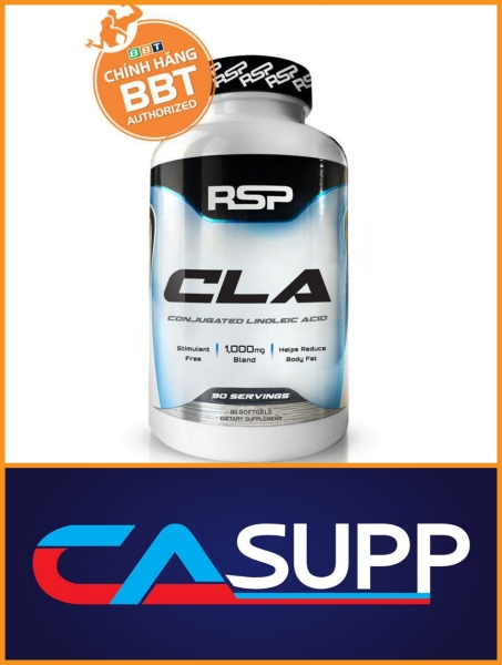 RSP CLA – Sát thủ diệt mỡ leanbody hoàn hảo cao cấp