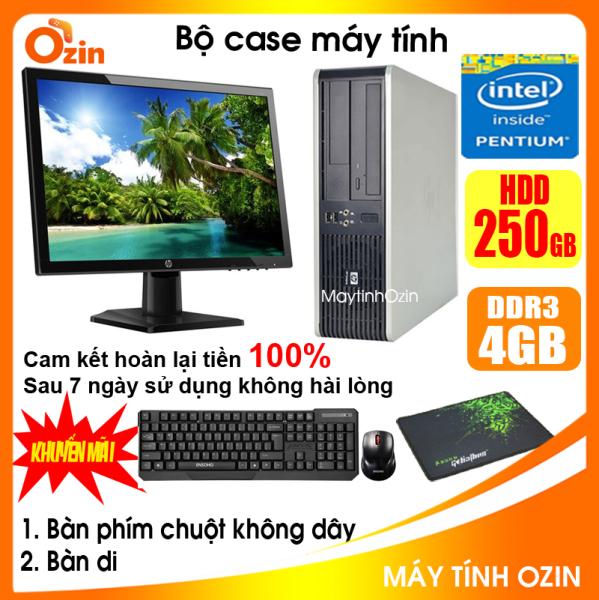 Bảng giá Bộ case máy tính HP CPU Dual Core E5xxx / Core i7-4770 / Ram 4GB / HDD 250GB-500GB / SSD 120GB-240GB + Màn hình + [QUÀ TẶNG] - OZ Phong Vũ