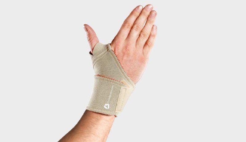 Băng nẹp khớp cổ tay 2 bên - Thermoskin 8*226