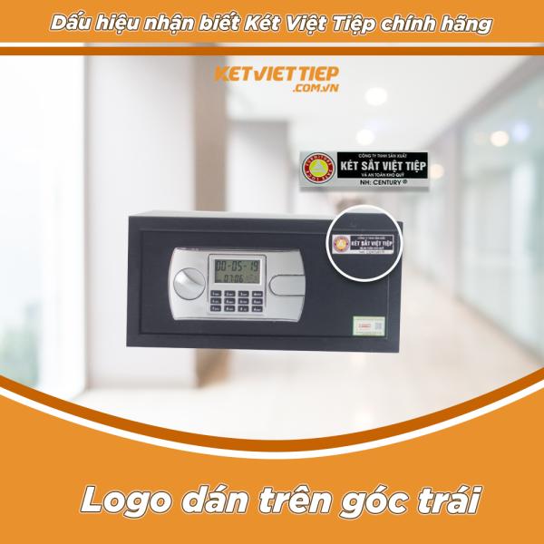Két Sắt Việt Tiệp Khoá Cơ K410BL - Sản Phẩm Két Sắt Khóa Cơ Việt Tiệp Chính Hãng Giá Rẻ