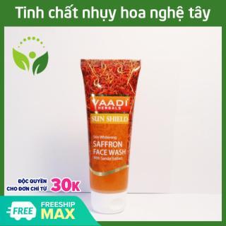 Sữa rửa mặt Tinh chất nhụy hoa nghệ tây trắng da Saffron Face Wash Vaadi 60ml - Phù hợp da nhạy cảm thumbnail