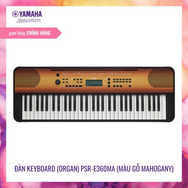 Đàn organ điện tử phổ thông Yamaha PSR-E360