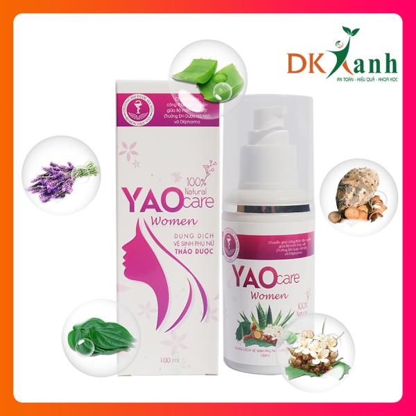 Dung dịch vệ sinh cho mẹ bầu và sau sinh Yaocare women - DK Pharma