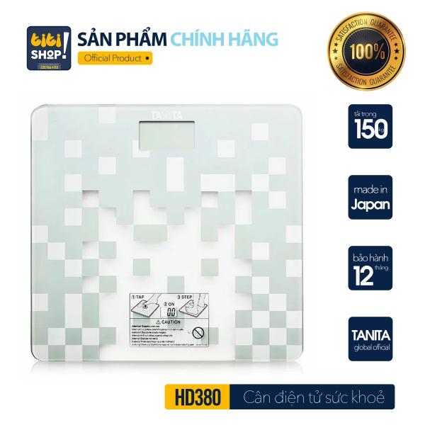 Cân sức khoẻ điện tử TANITA HD-380