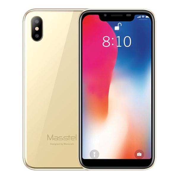 Điện thoại Smartphone Masstel X6 Giao diện mới, Màn hình tai thỏ - Hàng chính hãng