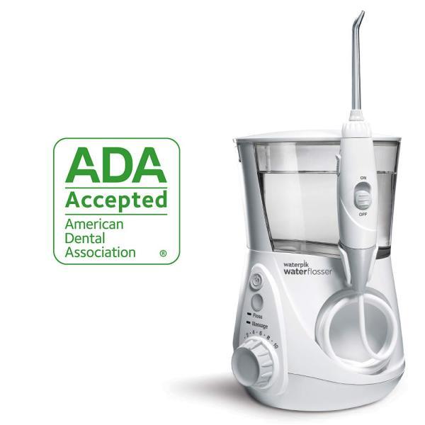 [USA] ✅ Máy tăm nước Waterpik Water Flosser Electric Dental | 120V A/C | Aquarius (WP-660) giá rẻ
