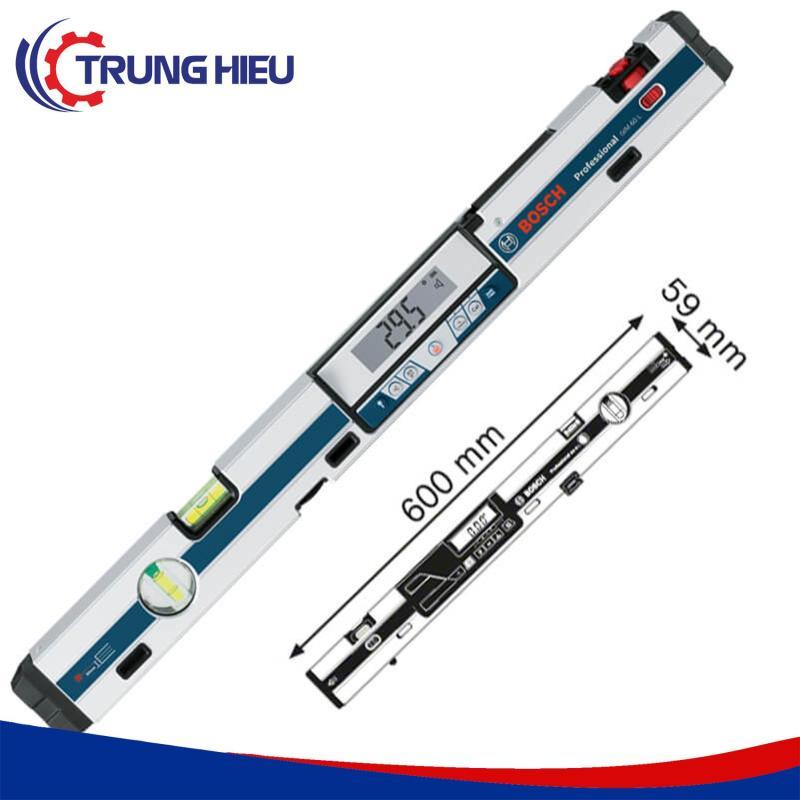 Máy đo độ nghiêng kỹ thuật số Bosch GIM 60L