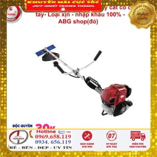 Máy cắt cỏ Honda GX35 - Máy cắt cỏ cầm tay - Loại xịn - nhập khẩu 100% - ABG shop thumbnail