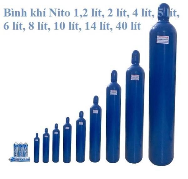 Bình khí Nito mini 99,999% (5.1)