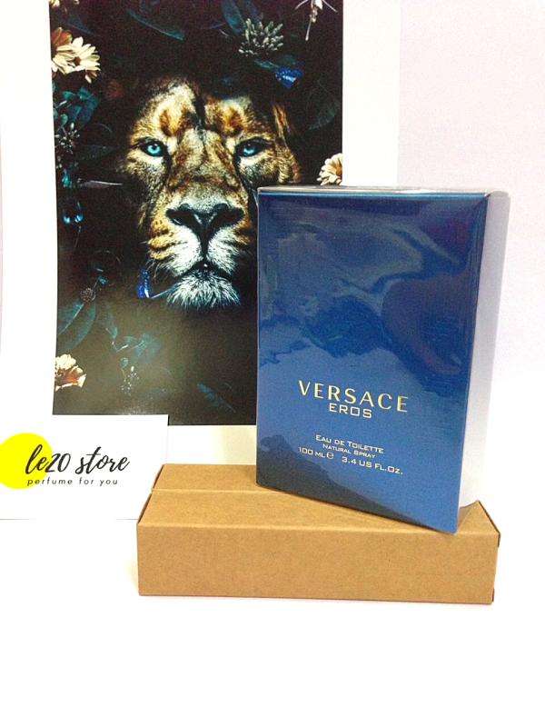 [MẪU THỬ 1ML] Nước hoa nam Versace Eros- Nước hoa nam thơm lâu, quyến rũ