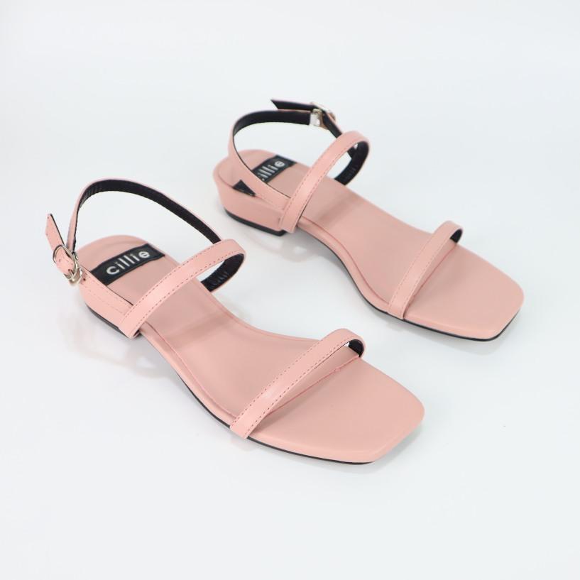 Sandal quai ngang Cillie 1002 giá rẻ