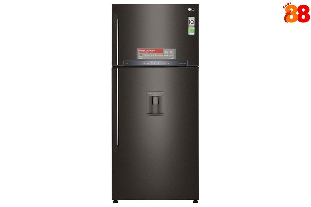 Tủ lạnh LG Inverter 478 lít GN-D602BL