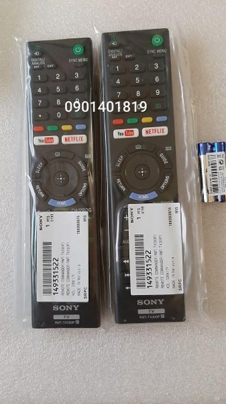 Bảng giá Điều Khiển Tivi Sony TX300P ( hàng giá trung bình )