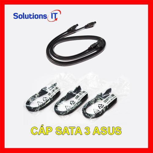 Cáp SATA Asus Zin Theo Main - Dây SATA 3 Hàng Tháo Main Asus - Cáp SATA Máy Tính Không Thể Rẻ Hơn tại Lazada