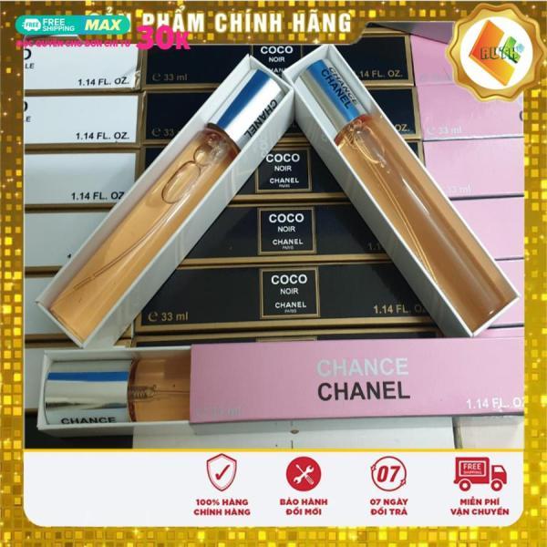 [Hàng - Auth] NƯỚC HOA CHANEL CHANCE 33ML thương hiệu nổi tiếng của Pháp dành cho nữ. Hương thơm quyến rũ, nồng nàn, cháy bổng thay đổi theo giờ.