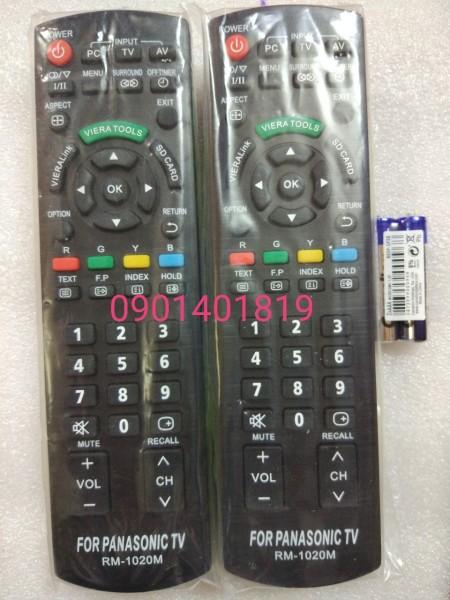 Bảng giá Điều Khiển Tivi Panasonic 1020 ( hàng loại tốt )