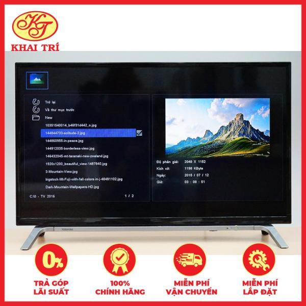 Bảng giá Tivi Toshiba 32 inch 32L3650.