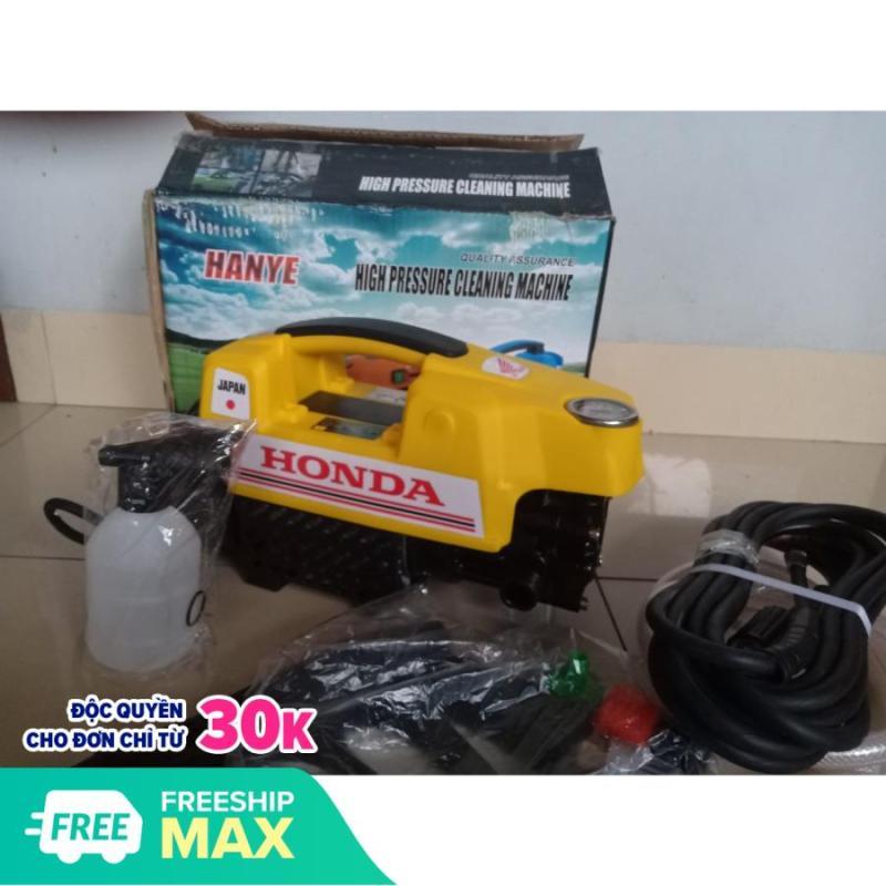 Máy rửa xe chính hãng HonDa 100% dây đồng + tặng bình sạt phòng
