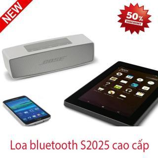 Loa bluetooth mini s2025 cho âm thanh sống động, Loa S2025 cao cấp, âm thanh chắc, cực ấm, kết nối nhanh chóng với các thiết bị của bạn, BH uy tín 1 đổi 1 bởi Good365 Mẫu SP 1 thumbnail
