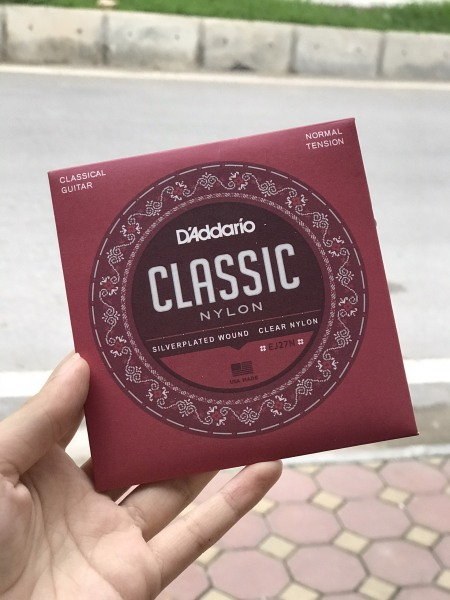 Dây đàn DAddario Classic Nylon EJ27N