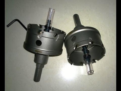 Mũi khoét hợp kim unika 15mm