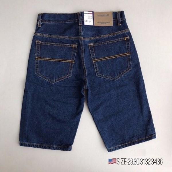 [Freeship-03 màu] Quần short Jean Nam nhiều màu cơ bản, vải jean cotton mềm mịn form chuẩn đẹp Jean004