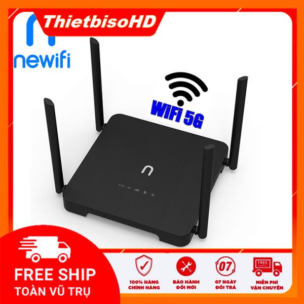 Bảng giá [Mới 100%] Bộ phát Router Wifi Newifi 3 D2 AC1200 Gigabit Ver 1.2 Phong Vũ