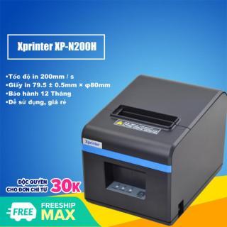Máy In Xprinter XP-N200H Khổ Giấy K80 - TẶNG FREE PHẦN MỀM BÁN HÀNG 3 THÁNG ĐĂNG KÝ MỚI thumbnail