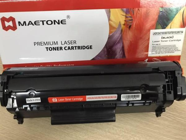 Giá Hộp mực 12A dùng cho  Canon 2900/3000/MF4350D/L140/L160-  H.p 1010/1020/Mf 1319/3050